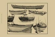 Boat Craft I Poster Print by Vision studio (19 x 13)