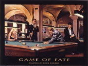Game of Fate Poster Print by Chris Consani (32 x 24)