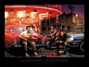 Legendary Crossroads Poster Print by Chris Consani (32 x 24)
